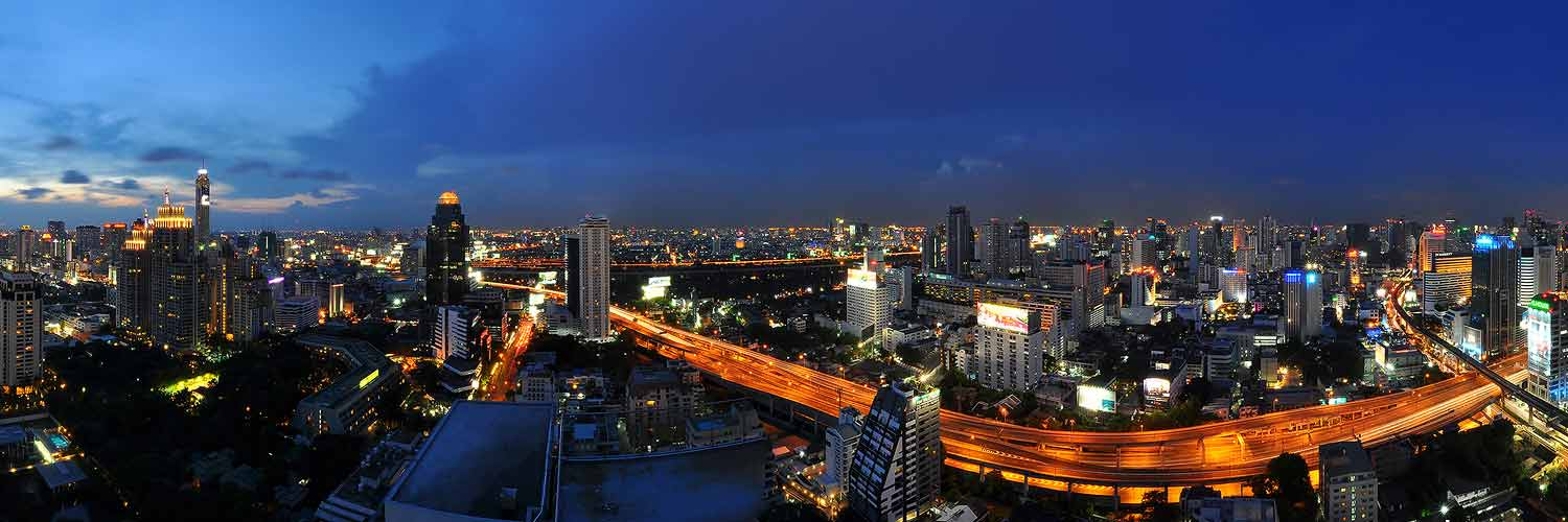 Get CCNA or CCNP Certified in Beautiful Thailand