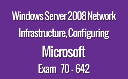 Windows Server 2008 Network